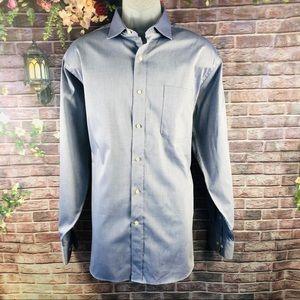 Tommy Hilfiger Men's Shirt Regular Fit Stretch